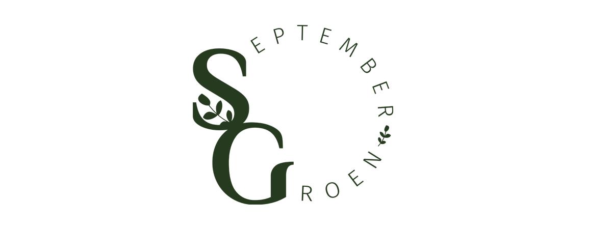 septembergroen omslag